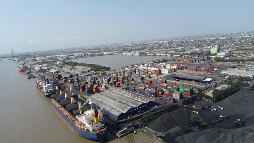 Exportaciones suben 33,2 %  en junio jalonadas por las ventas de combustibles
