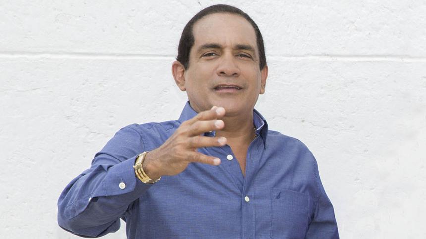 compositor Rafa Manjarrés es dado de alta