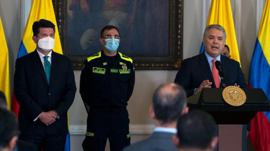 Presidente Iván Duque advierte que curules deben ser para las víctimas