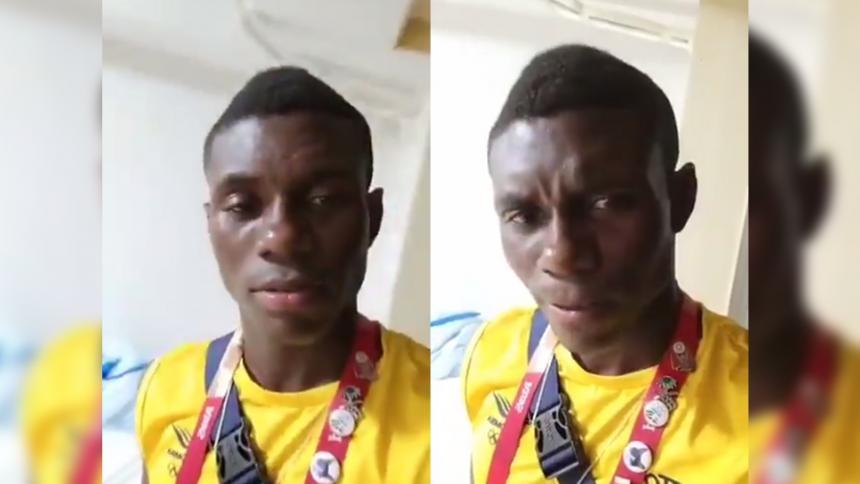Polémico video de Yuberjen Martínez tras ser eliminado de los Juegos Olímpicos