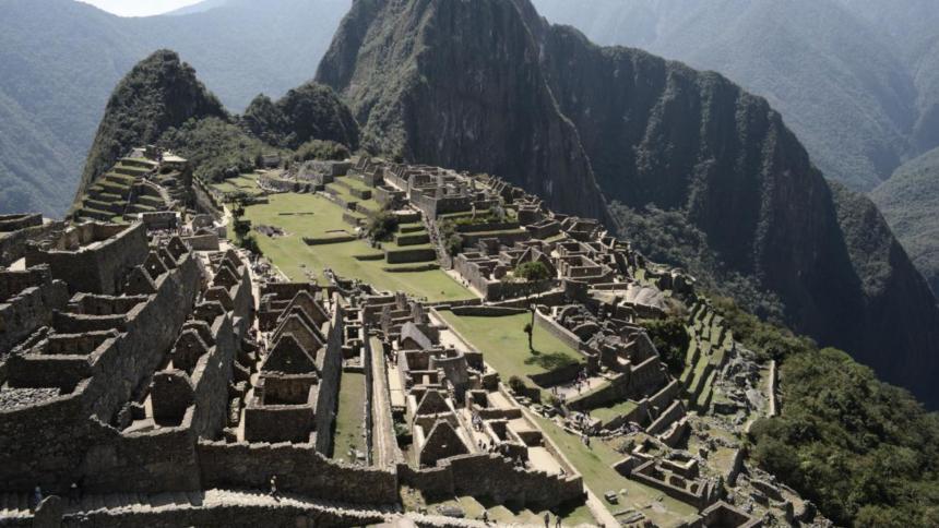 Las tecnologías revelan que Machu Picchu es más antiguo de lo que se creía