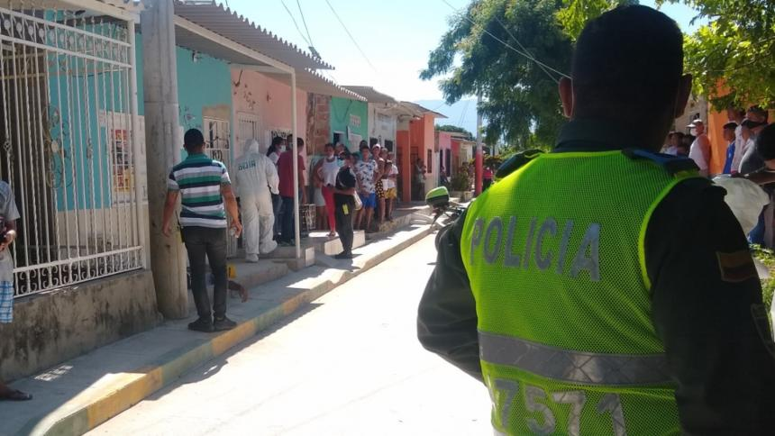 Hombre es asesinado a tiros en el oriente de Ciénaga, Magdalena