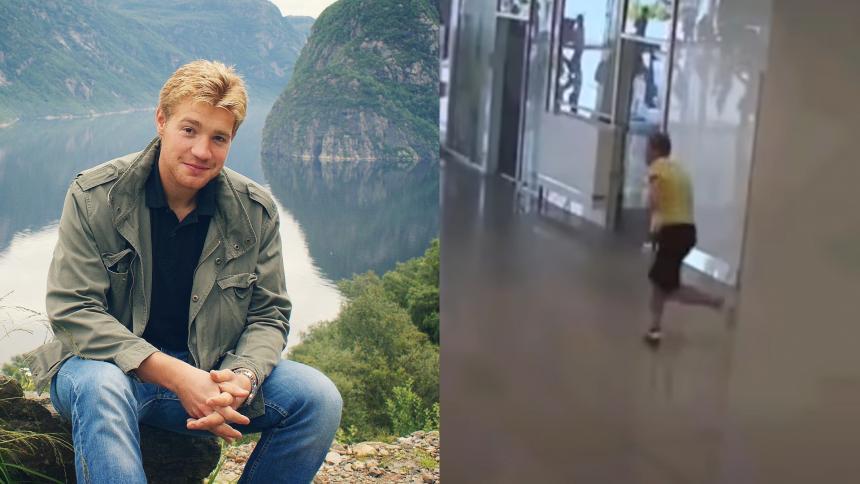 Misteriosa desaparición: Lars Mittank desapareció a la vista de todo el mundo y no se supo más de él