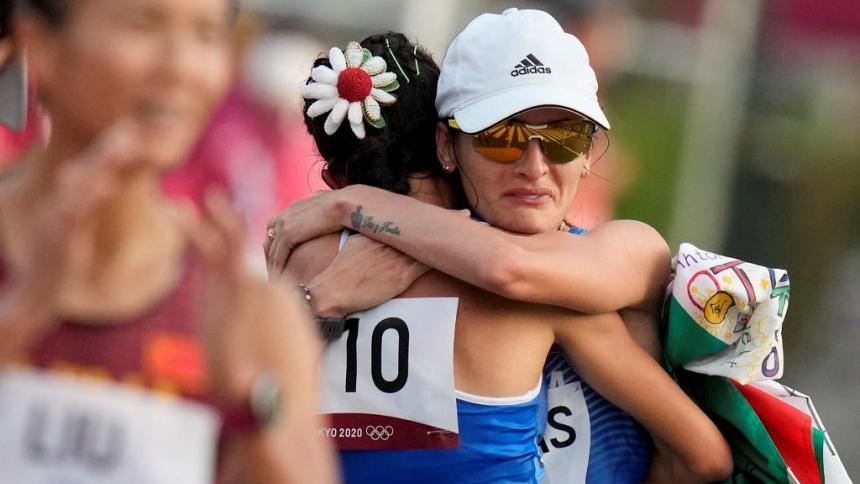 Perfil: De un castigo nació el sueño olímpico de Sandra Lorena Arenas