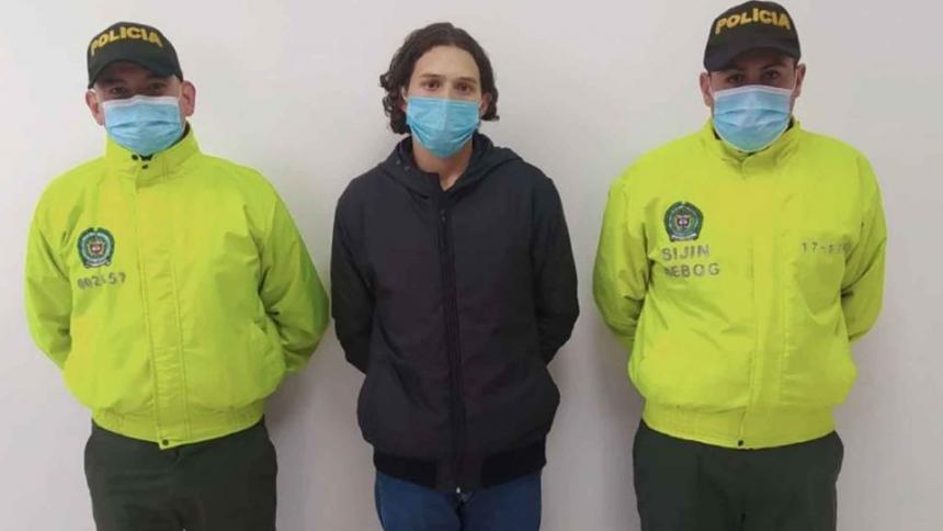 Envían a la cárcel a joven que agredió a hincha de Santa Fe en El Campín