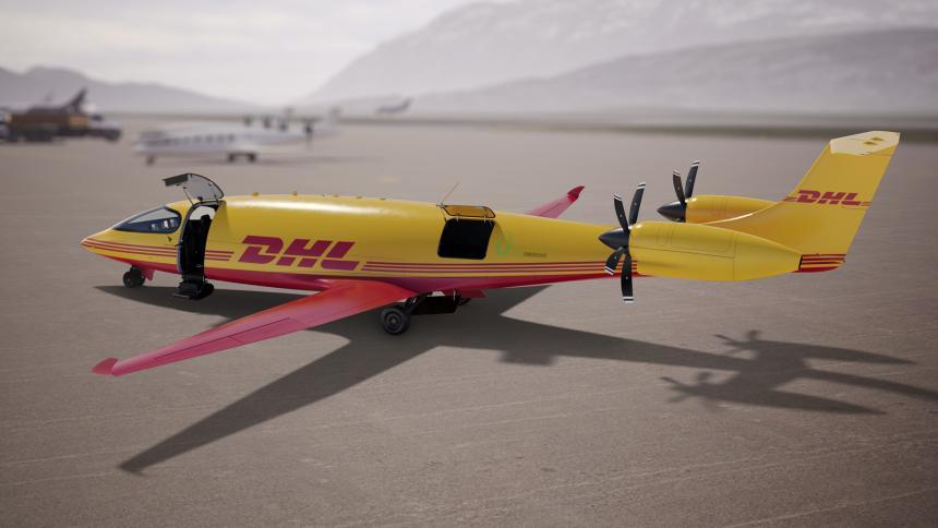 'Alice', el primer avión totalmente eléctrico de la historia