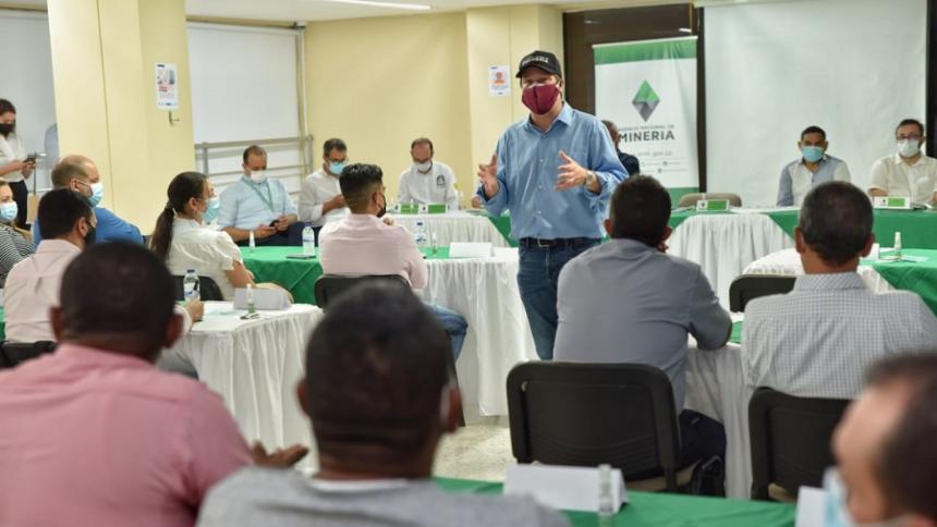 En Colombia se han formalizado más de 6 mil mineros: ANM