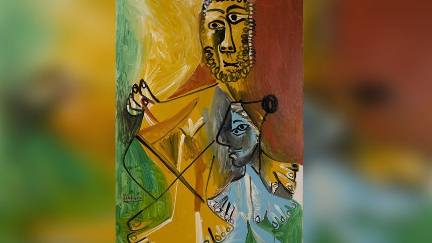 Once obras de Picasso serán subastadas en USD 100 millones
