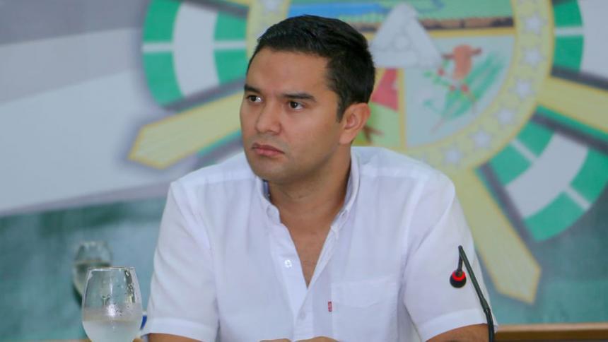 Ordenan arresto contra el Mello Castro, alcalde de Valledupar