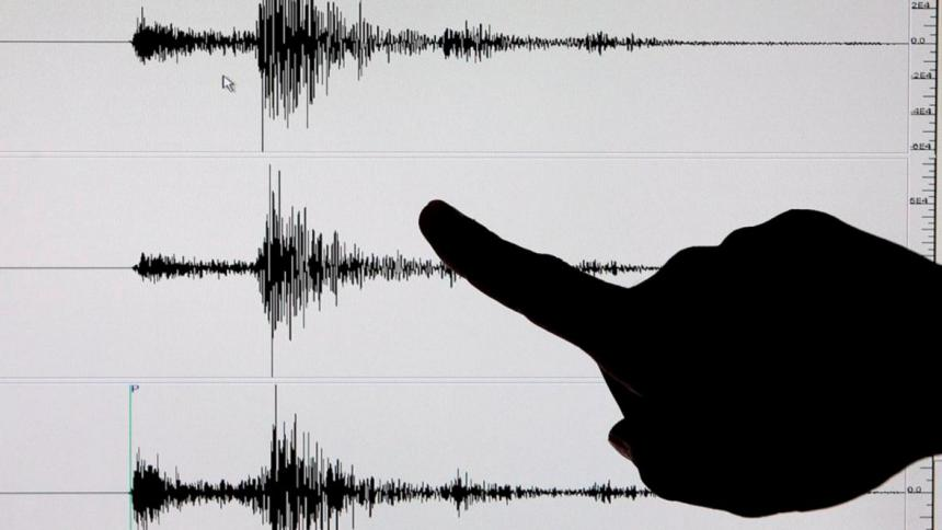 Cadena de sismos entre 4,65 y 5,48 se registran en costa de Ecuador