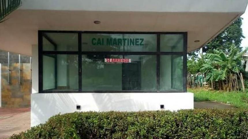 Insólito: CAI de la Policía en Cereté es ofrecido en arriendo