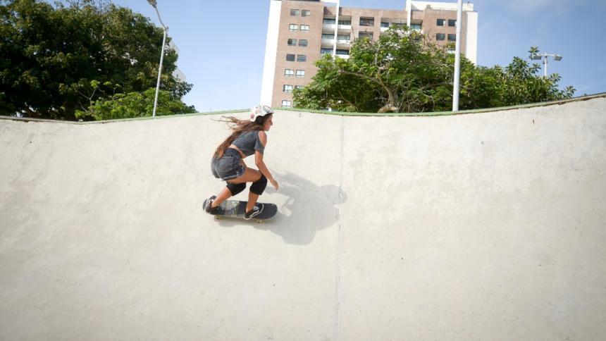 Skateboarding, el juego que se volvió deporte olímpico