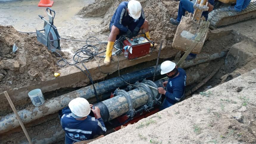Suspenden servicio de agua en sectores de Barranquilla y Soledad