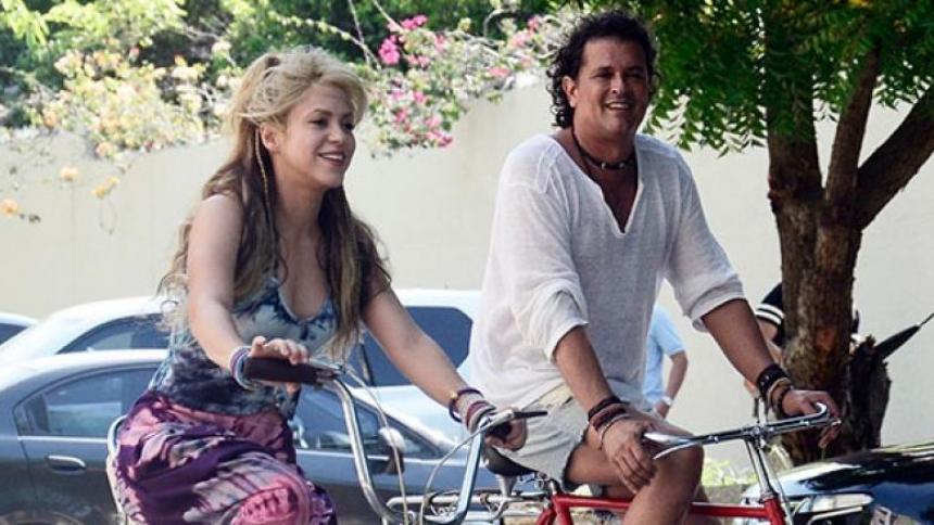 Shakira y Carlos Vives volverán a hacer un tema juntos
