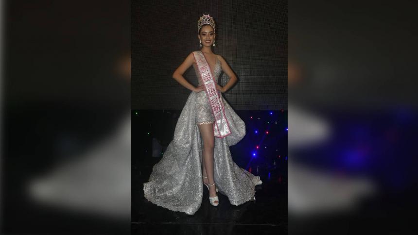 Caquetá se quedó con la corona de Miss Teen Universe Colombia