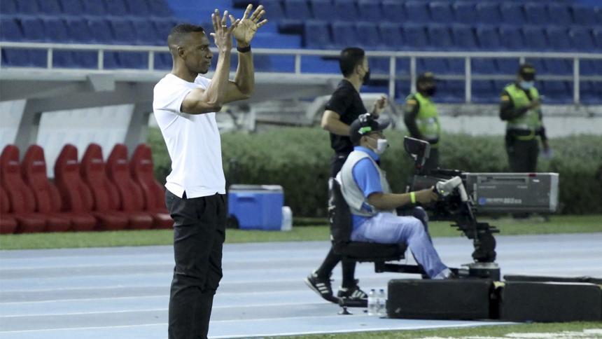 Luis Amaranto Perea no continúa como técnico de Junior