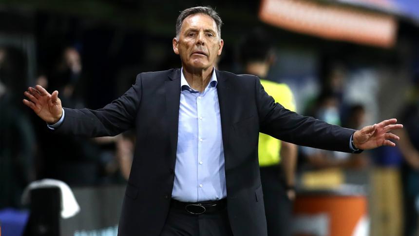 Miguel Ángel Russo no es más el técnico de Boca Juniors