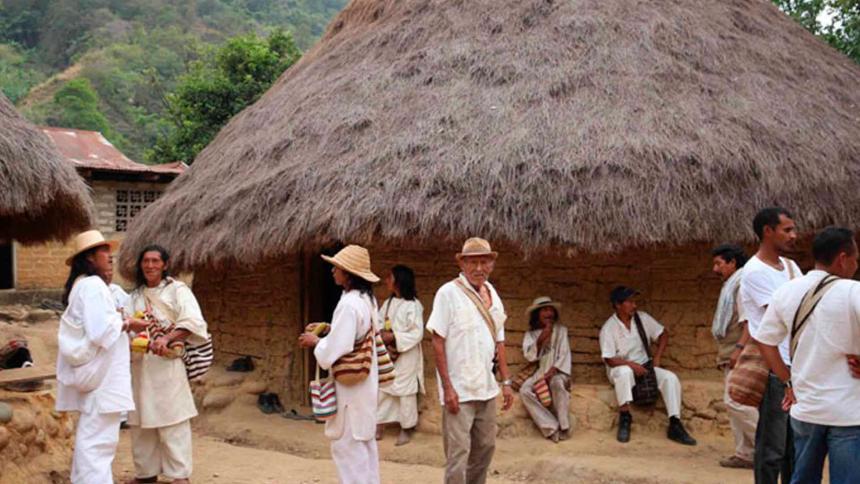 Indígenas de la Sierra radican tutela para frenar obras en cerro Hurtado
