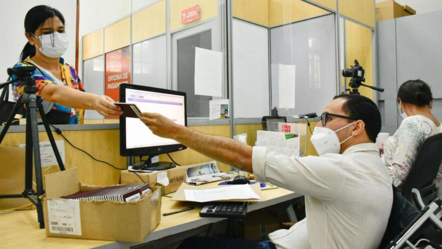 Este año la Gobernación del Magdalena ha expedido 5.300 pasaportes