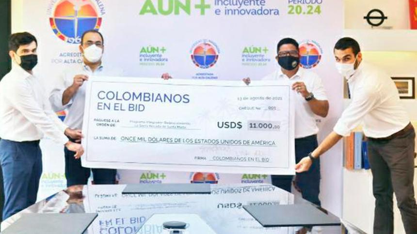 Invertirán 11.000 dólares del BID para la conectividad satelital de arhuacos