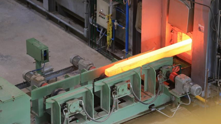 Industria siderúrgica tiene capacidad para atender demanda interna de acero