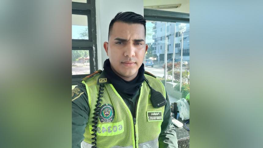'El Gordo' habría ordenado crimen de policía en Malambo