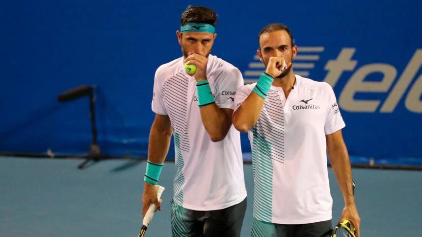 Cabal y Farah alcanzan semifinales en dobles
