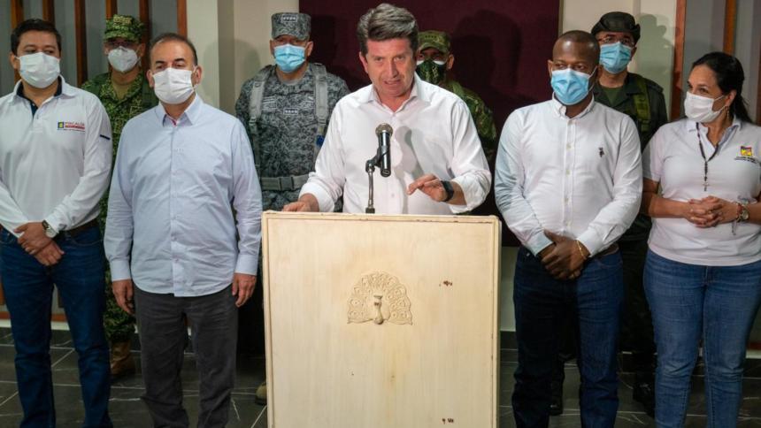 La 'Dagoberto Ramos' está detrás de la masacre del Cauca: Mindefensa