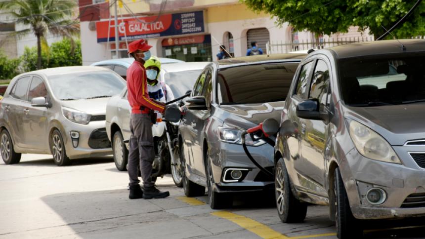 Abastecimiento de combustible en Barranquilla
