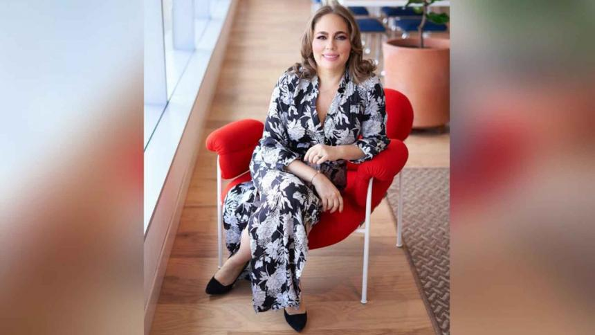 Ana María Badel deja la dirección de ProBarranquilla