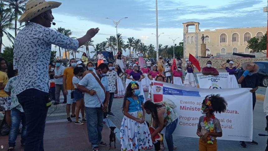 Con éxito se realizó en Riohacha el Festival de Cuenteros Akuentajui 2021