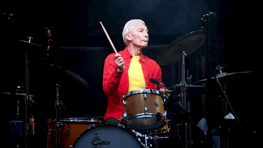 Momentos claves de Charlie Watts con los Rolling Stones