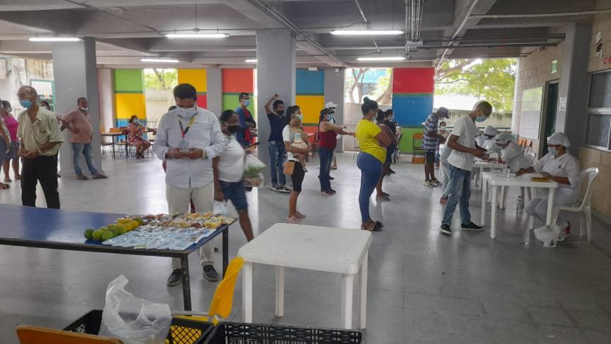Alcalde Pumarejo se pronuncia sobre mal estado de los colegios reportados por la Contraloría