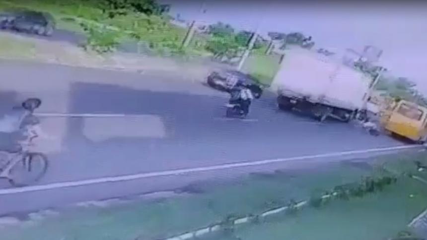 Motociclista muere en accidente de tránsito en la Circunvalar