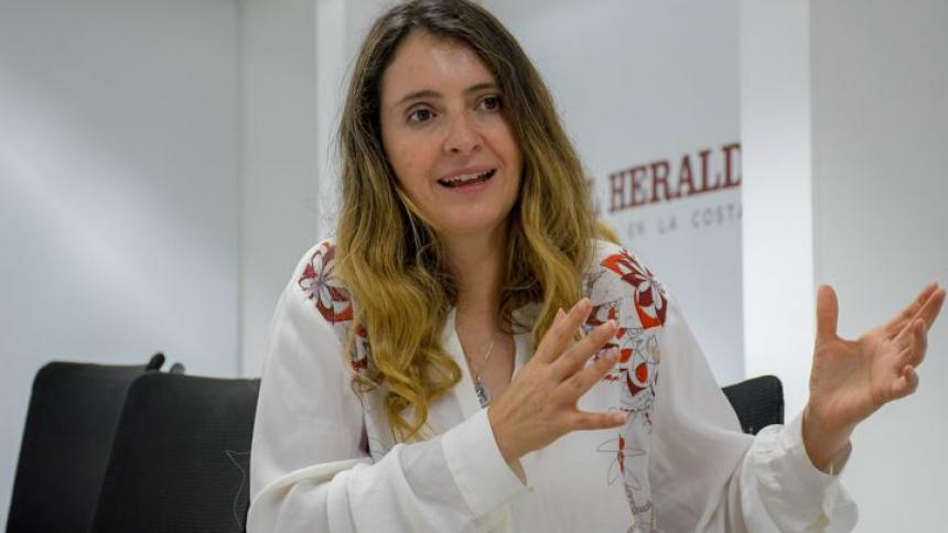 """""""La amnistía de las Farc genera desigualdad"""": Paloma Valencia"""