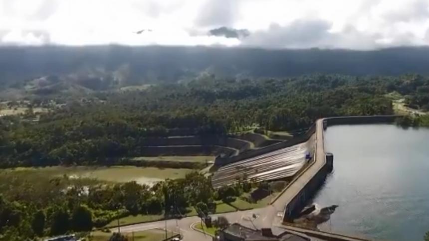 Represa de Urrá ha contenido crecientes en el Sinú
