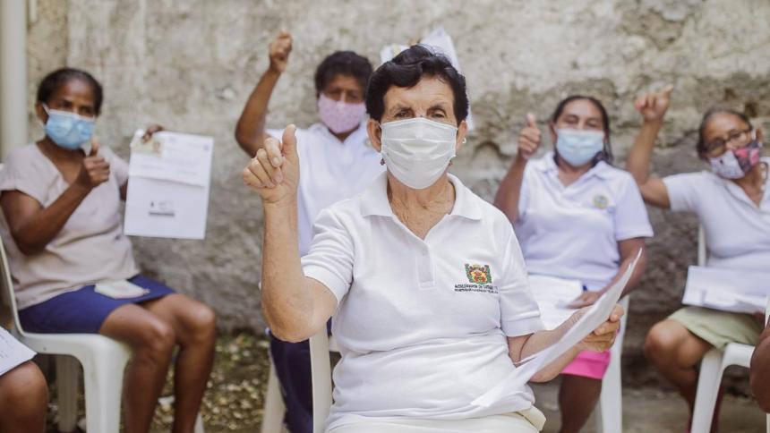 Adultos mayores podrán cobrar subsidio económico a partir del 30 de agosto