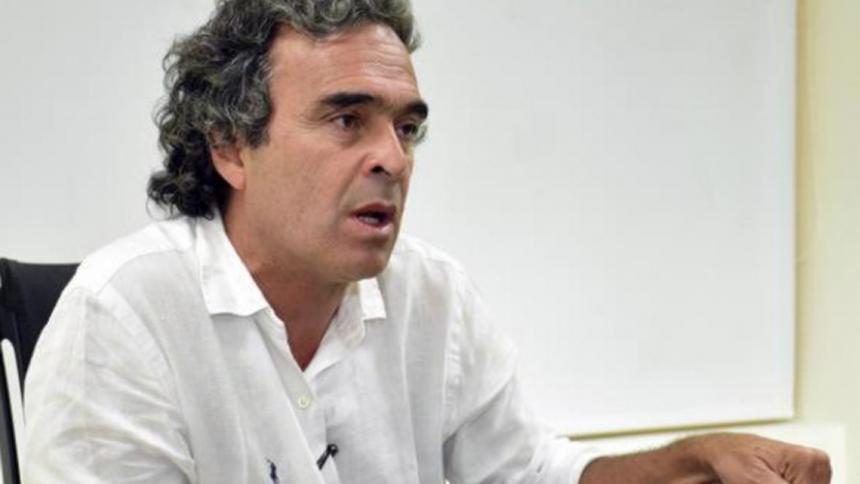 Sergio Fajardo será acusado por la Fiscalía ante la Corte Suprema de Justicia