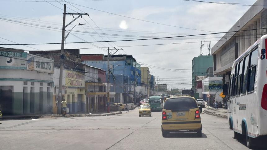 Habitante de calle fue asesinado a puñaladas en el Centro de Barranquilla