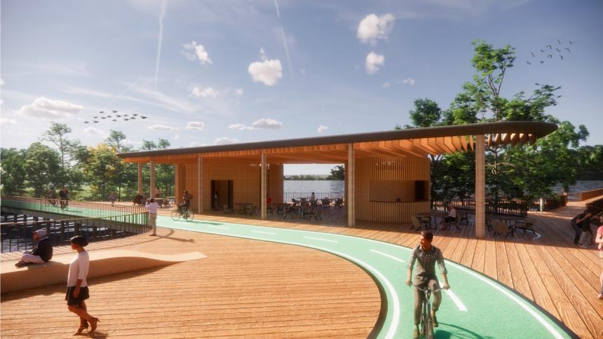 El Ecoparque, una obra para el desarrollo turístico de Barranquilla