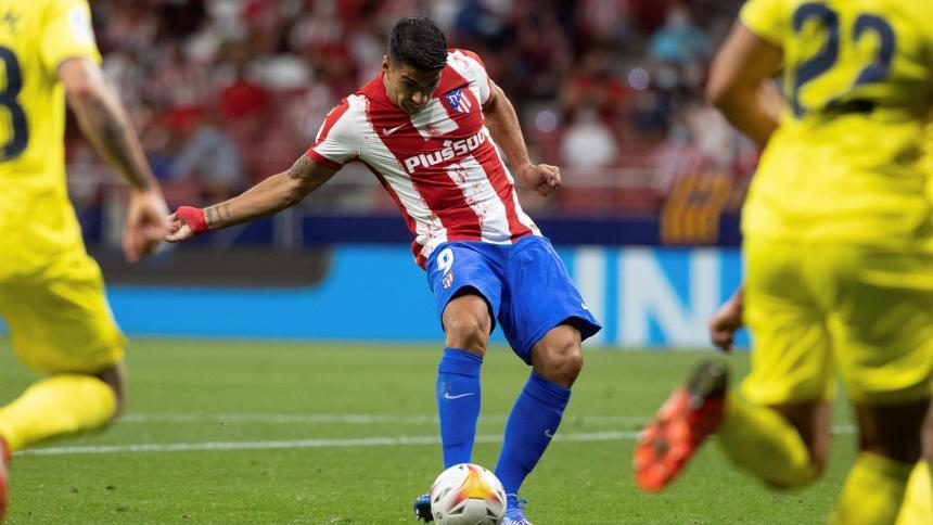 Luis Suárez fue sustituido por molestias y se someterá a pruebas médicas