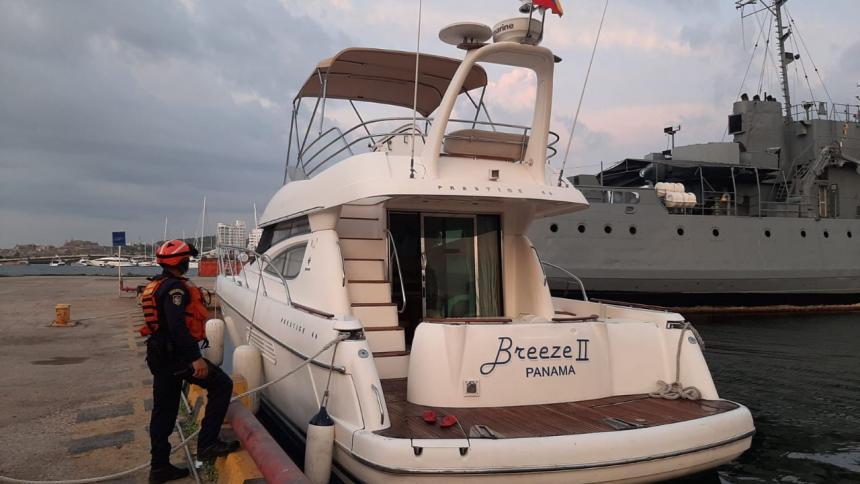 Muere turista mexicano golpeado por una lancha en Islas del Rosario