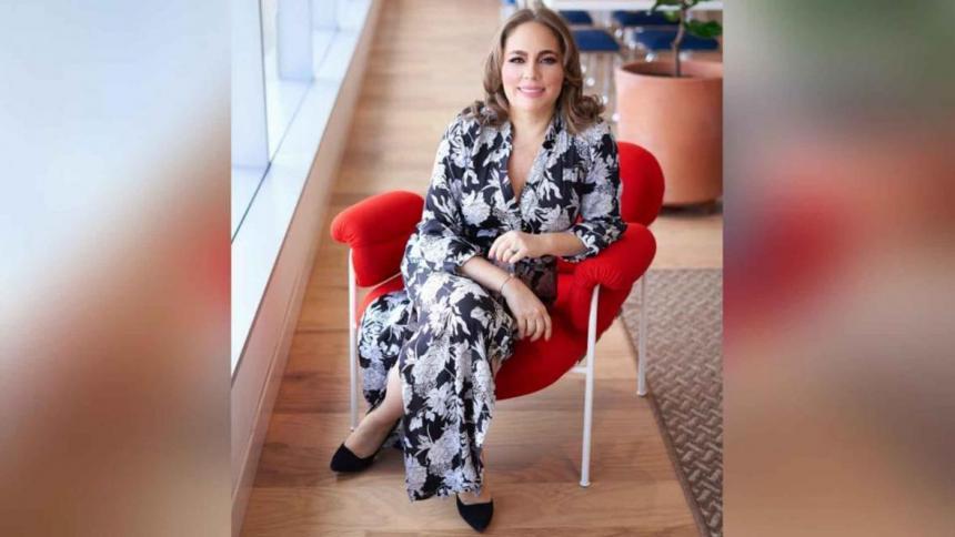 Ana María Badel se posesionó como Consejera de relaciones exteriores