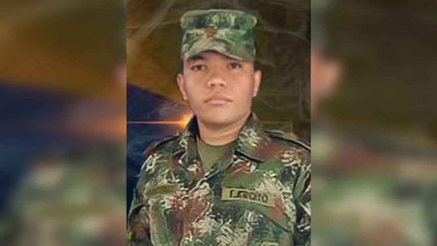 Soldado muerto en Catatumbo cumplía este martes 21 años
