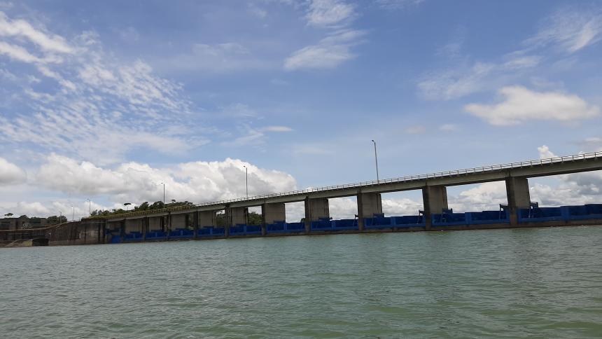Urrá redujo los aportes al caudal del río Sinú