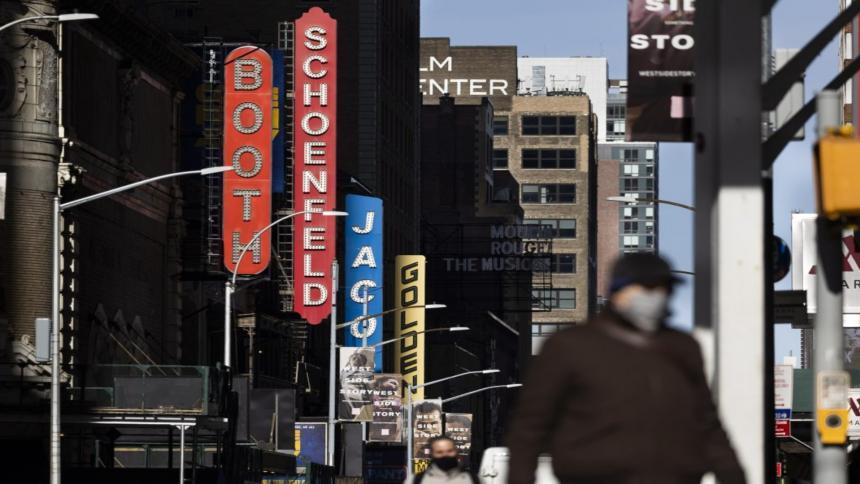 Broadway lanza su retorno con el cortometraje 'This is Broadway'