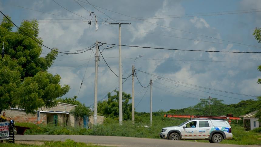 Robo de cable en el Atlántico, un flagelo de alto voltaje