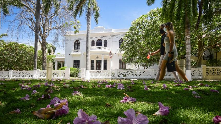En El Prado, Bellavista y Alto Prado, publicidad exterior debe ajustarse al PEMP
