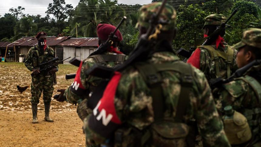 Eln asume autoría de atentado contra la Policía en Cúcuta