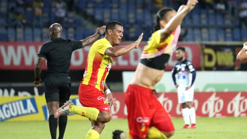 Pereira vs. Junior: El 'Tiburón' busca la clasificación en la Copa